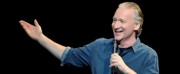 Comedian Bill Maher to Headline Shea's This Fall