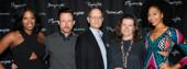 Photo Flash: Playwrights Horizons' A LIFE Celebrates Opening Night!