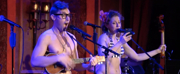 The Skivvies Improv a Song from Audience Member's Text Messages