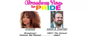 N'Kenge and Adam B. Shapiro to Sing for Pride at LOFT Pride 2017