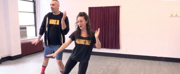 DANCE CAPTAIN DANCE ATTACK: Ben Dances to Belmont Avenue with A BRONX TALE's Brittany Conigatti!