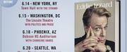Eddie Izzard Announces Live Book Events for BELIEVE ME