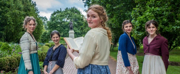 Photos: Meet the Cast of PRIDE & PREJUDICE at Actors' Theatre