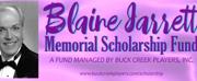 Buck Creek Players Announce 2017 Blaine Jarrett Scholarship Applications