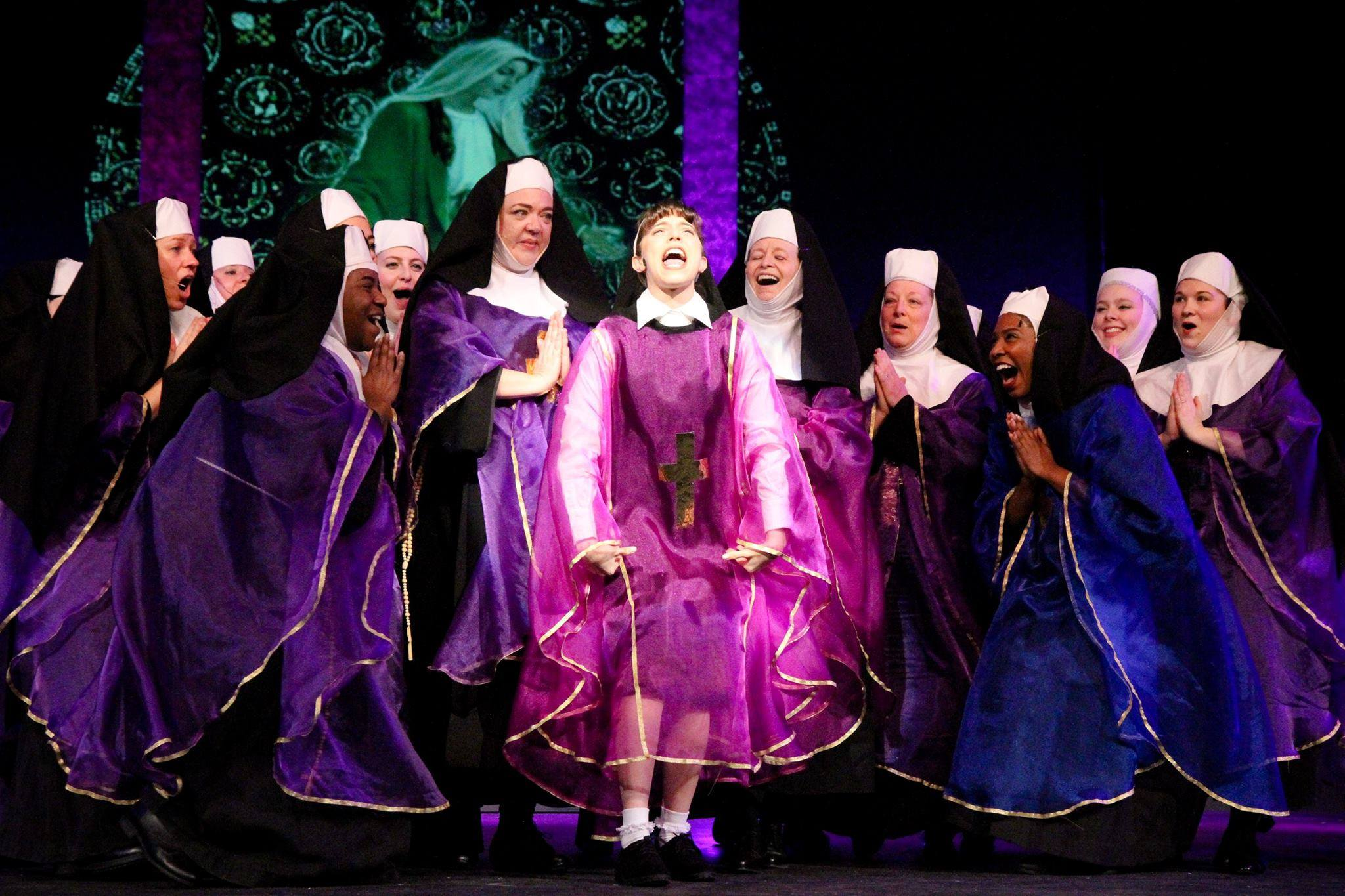 BWW Review: SISTER ACT at Music Theatre Of Denton