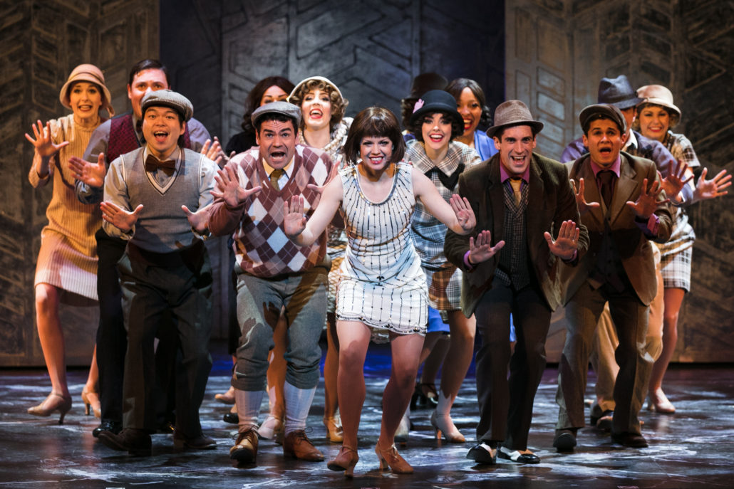 BWW Review: THOROUGHLY MODERN MILLIE, Churchill Theatre, Bromley