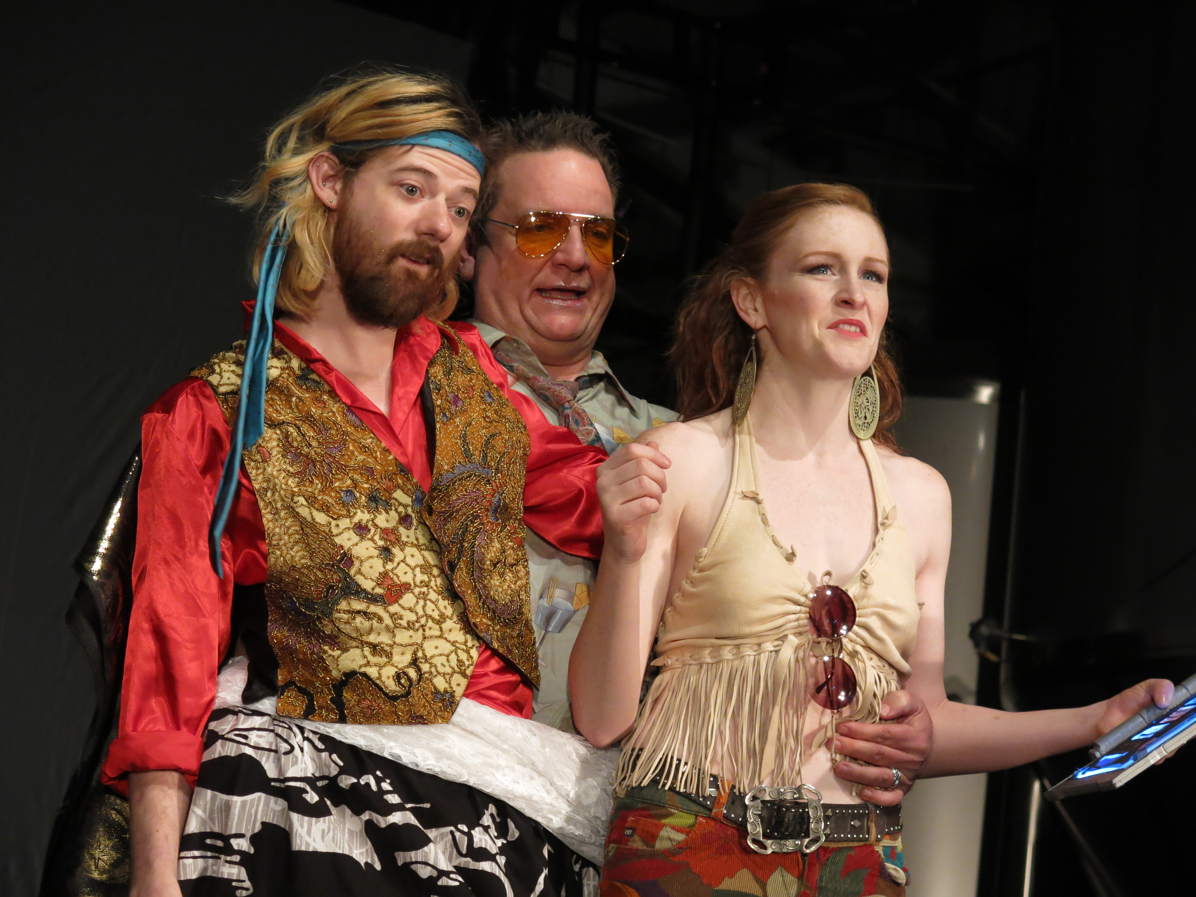 BWW Review: COTU Hits the Road With a Mind-Boggling HITCHHIKER'S GUIDE