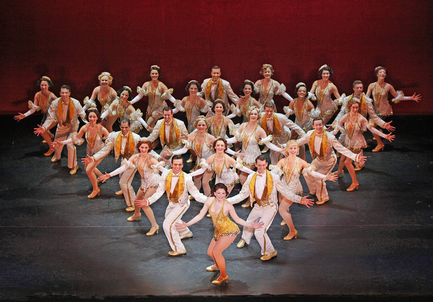 Bww Review 42nd Street At Kauffman Center For The