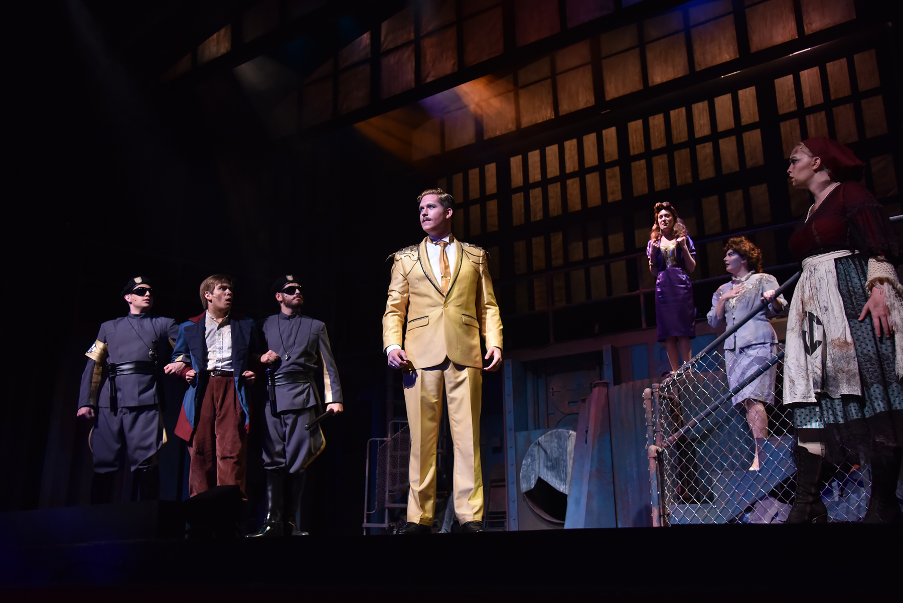 BWW Review: URINETOWN at Annie Russel Theatre At Rollins College