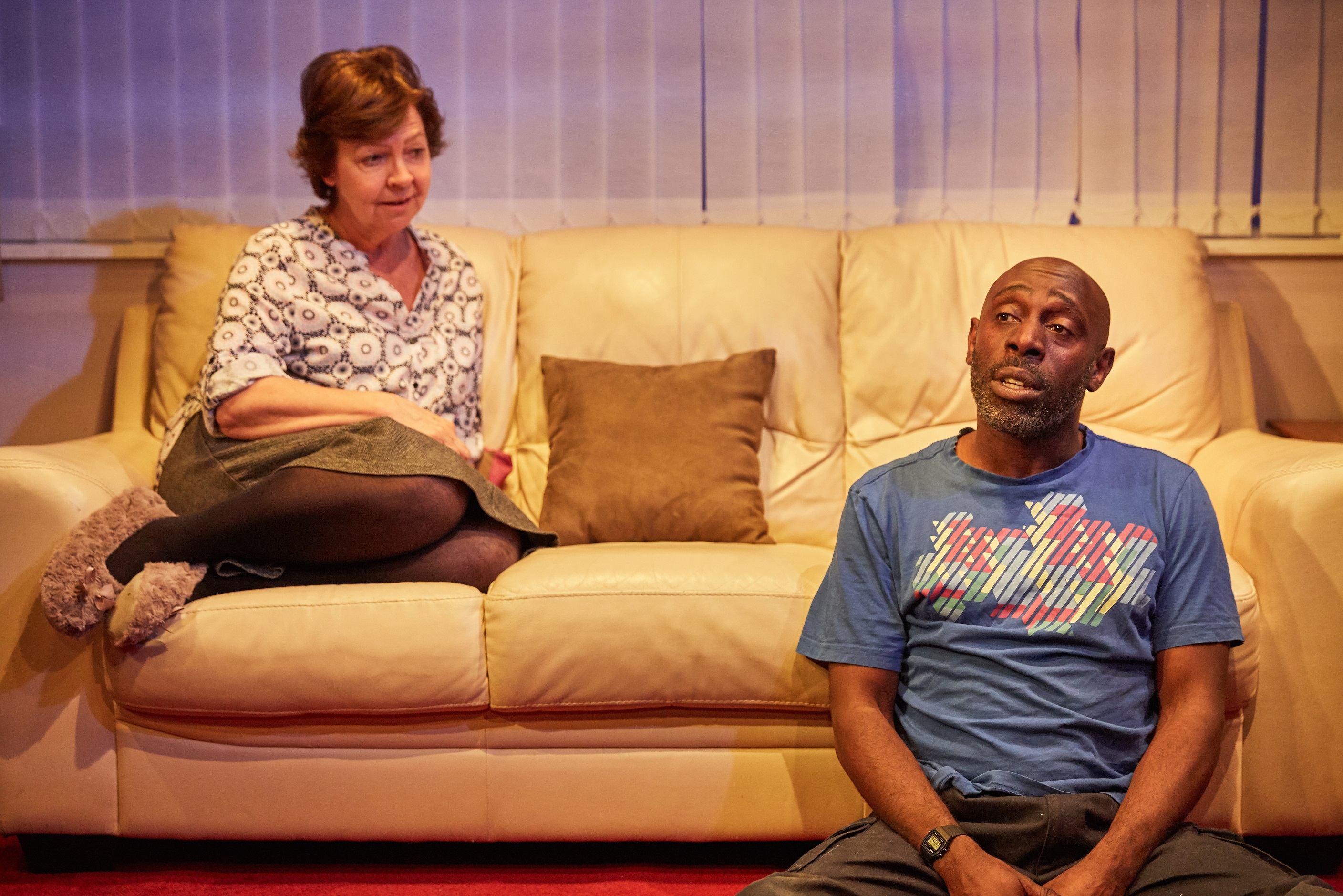 BWW Review: WHILE WE'RE HERE, Bush Theatre