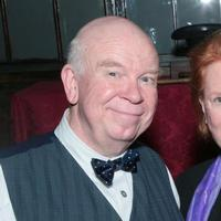 Photo Flash: Winston Churchill's Granddaughter Visits CHURCHILL Off-Broadway Photos