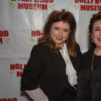 Photo Flash: Doris Roberts, Lee Purcell, Barry Livingston, adn Many More Stars Support Opening of 'Reel to Real' Exhibit