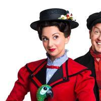 Photo Flash: Meet the Stars of the MARY POPPINS UK Tour -  Zizi Strallen & Matt Lee!