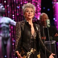 CHCI Congratulates Rita Moreno on Her 2015 Kennedy Center Honor