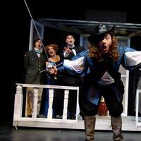 Photo Flash: First Look at Eclectic Full Contact Theatre Company's MOON OVER BUFFALO