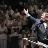 Photo Flash: Jason Tramm Launches First Peace Trilogy Concert