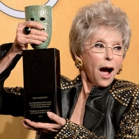 Stage & Screen Star Rita Moreno Joins Cast of New Original Series NINA'S WORLD