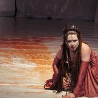 """Photo Flash: Dario D'Ambrosi directs """"Medea"""" with chorus from Teatro Patologico di Roma. (La MaMa, 10/8-18)"""
