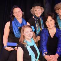 Photo Flash: First Look- LOVE, LOSS AND WHAT I WORES at Wetumpka Depot Players Theatre