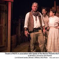 Photo Flash: RIO HONDO Opens at Theatre of NOTE Photos