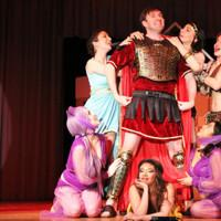 Photo Flash: Little Radical Theatrics' A FUNNY THING HAPPENED ON THE WAY TO THE FORUM Adds Final Show on Sunday
