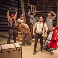 Photo Flash: PETER AND THE STARCATCHER at Kitchen Theatre Company