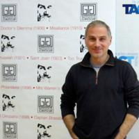 Photo Flash: In Rehearsal with the Cast of TACT/GTG's WIDOWERS' HOUSES