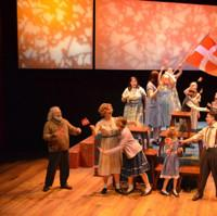Photo Flash: First Look at Stages Theatre Company's NUMBER THE STARS