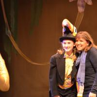 Photo Flash: I LOVE YOU, STINKY FACE Author Lisa McCourt Visits Stages Theatre Company