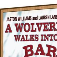 Photo Flash: Review Request for Jaston Williams' All New Show A WOLVERINE WALKS INTO A BAR Making Galveston Debut at The Grand