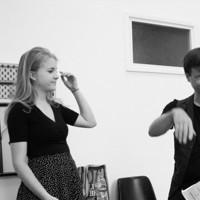 Photo Flash: First Rehearsal Photos released of THE LAST TYCOON at the Arts Theatre