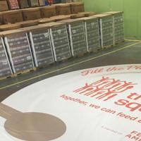 Photo Flash: MILLION DOLLAR QUARTET Cast and More Help Launch Three Square's 'Fill The Plate' for Hunger Action Month Photos