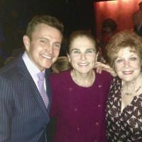Photo Flash: Fuller, Feldshuh, Gillette, Budd and More at DOUBLE TAKE