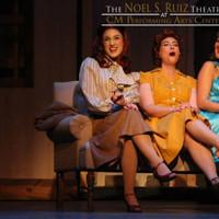 Photo Flash: First Look at Irving Berlin's WHITE CHRISTMAS at The Noel S. Ruiz Theatre