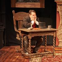 Photo Flash: First Look at the 10th Anniversary of Charles Dickens' A CHRISTMAS CAROL at Aurora Theatre