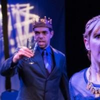 Photo Flash: First Look at The Seeing Place's Vibrant, Modern-Dress MACBETH