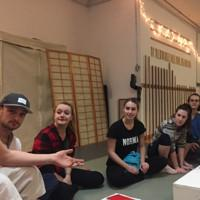 Photo Flash: THE VIDEO GAMES Kicks Off Rehearsals with Replacement Cast and Swings