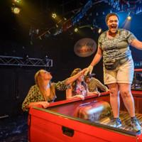 Photo Flash: First Look at Drama Learning Center's Area Premiere of HANDS ON A HARDBODY