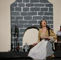 Photos and Footage: First Look at INTO THE WOODS at Briarcrest High School Photos