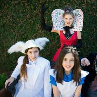 Photo Flash: Sneak Peek at Outcry Youth Theatre's Mad Adaptation of ALICE IN WONDERLAND