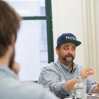 Photo Flash: Boomerang Theatre Company's THE RECKLESS SEASON Begins Rehearsals