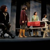 Photo Flash: First Look at Artemisia's VISITING, Opening Tonight at The EDGE Theater