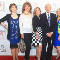 Photo Flash: An All-Star Crowd at the Gypsy Awards Gather to Honor Carol Channing