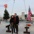 Photo Flash: Hale Centre Theatre Hosts Topping Out, Naming Celebration Photos