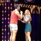 STAGE TUBE: Cheyenne Jackson Suddenly Appears at DISASTER! for a XANADU Reunion!
