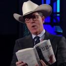 VIDEO: Stephen Colbert Reads a Passage from Rex Tillerson's Secret Journal