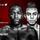 Showtime Sports to Stream First-Ever Live Boxing Event on Twitter, Today