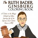 Ruth Bader Ginsburg Coloring Book Pays Homage to Ginsburg