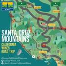 Explore Santa Cruz Mountains on a California Wines Road Trip