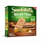 Snackwell's Expands Into The Breakfast Category With New Biscuit Thins